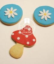 biscotti puffi