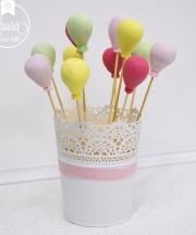 cake-pops palloncino