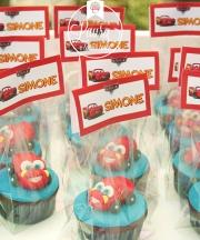 cupcake cars confezioni