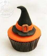 cupcake cappello strega