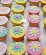 cupcake fiori