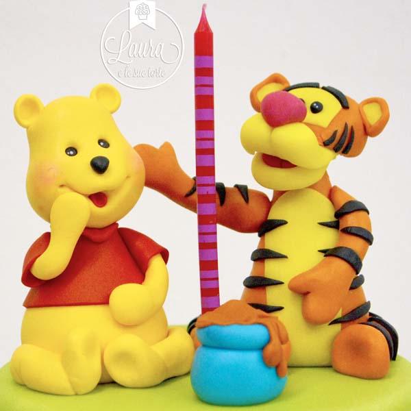 winnie the pooh + tigro