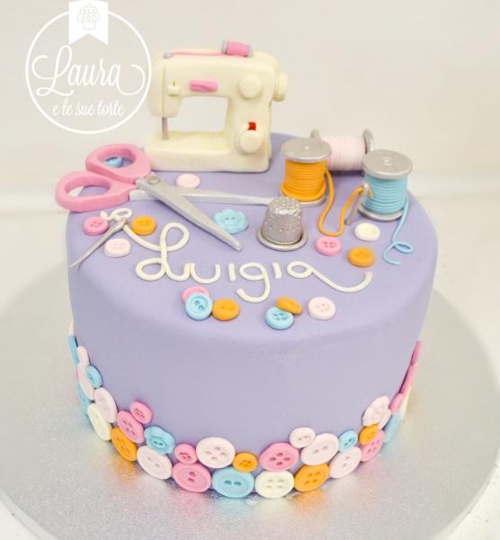 Torta Compleanno Laura.Torte Compleanno Laura E Le Sue Torte