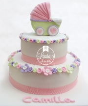 torta carrozzina